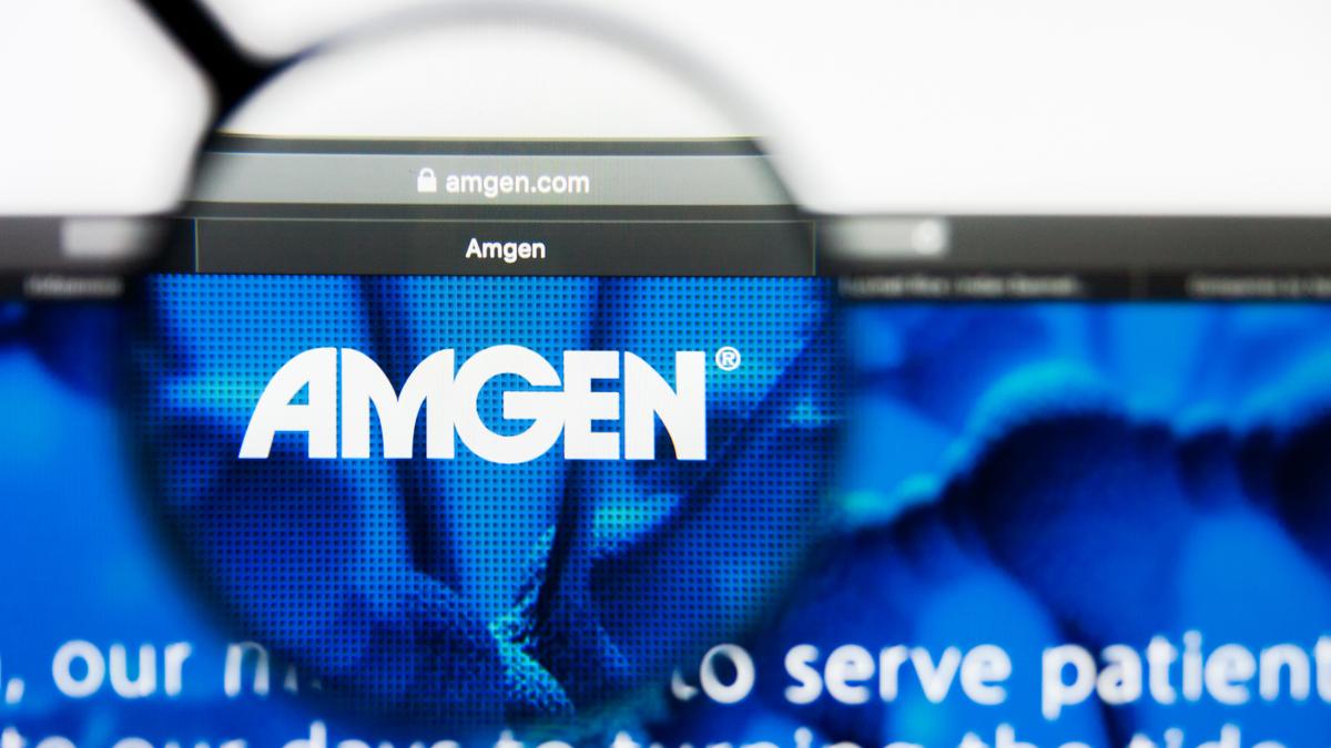 Amgen Debuts Oncology Biosimilars Bevacizumab And