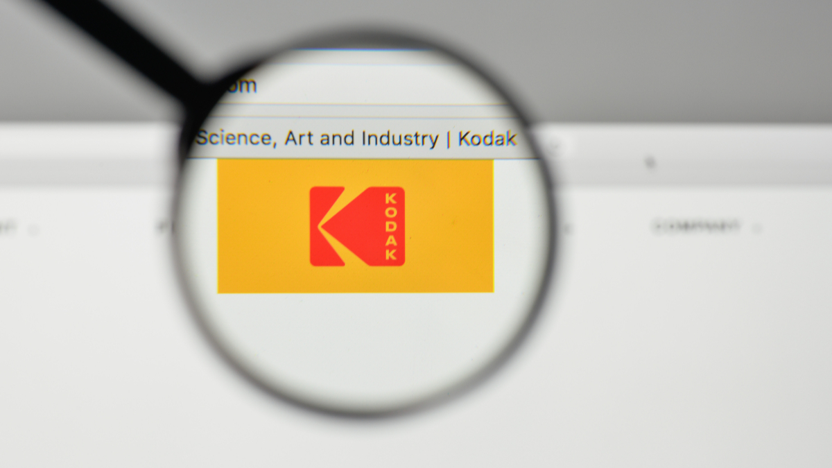 Kodak Establishes Pharmaceutical Unit To Tackle Shortages