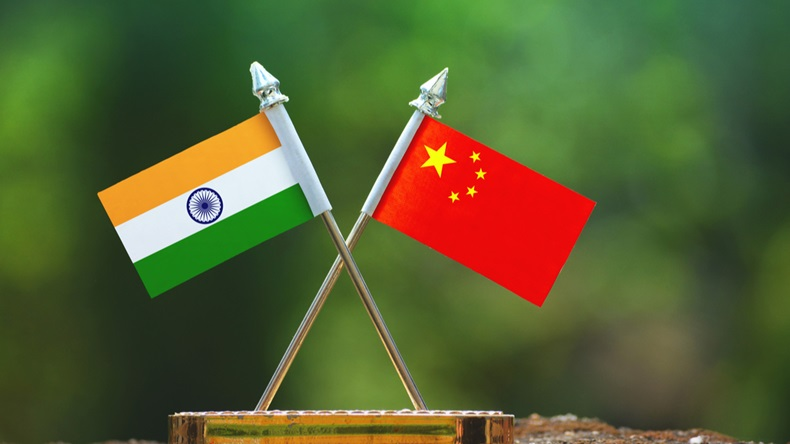China_India_Flags